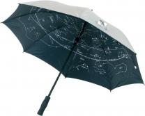 68783 FiberStar - deštník holový vystřelovací